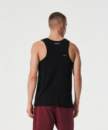 Explorer Tank-top Schwarz