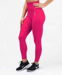 Model One nahtlose Leggings Himbeere